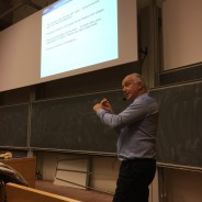 Guest Lecture on Agile Methodologies at the Royal Institute of Technology, Stockholm, Sweden