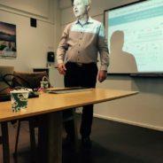 Scaled Agile Framework presentation at Scania